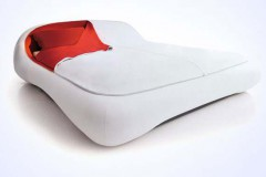 "11 Rits bed ""Letto Zip"" 2"
