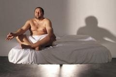 "17 zwevend bed ""The Fluttua"""