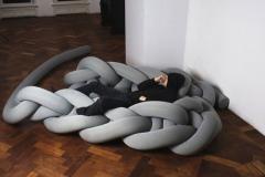 "20 Knoop bed ""Phat Knitt"""