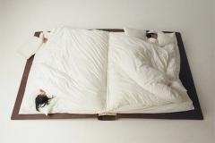 3 Het boek bed