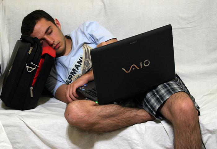 Verstoringen van het slaap-waak ritme