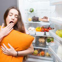 De invloed van voeding op slapen
