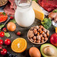 Vitamine D in voedsel en slapen