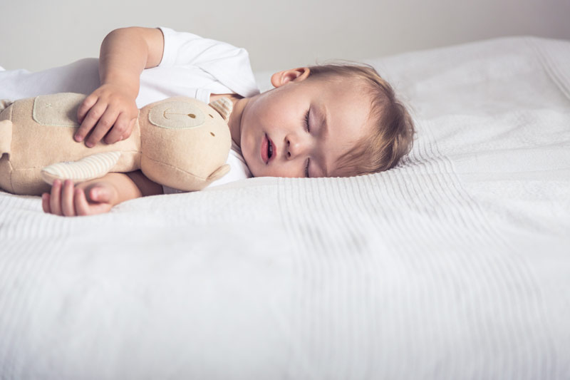 Voorkom allergieen en chemische intolerantie met een goed kindermatras
