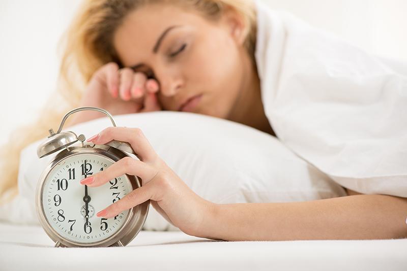 slaapt u goed of wordt u evenals veel nederlanders ook moe wakker