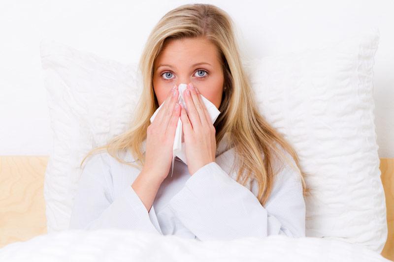 enkele symptomen van huisstofmijt allergie