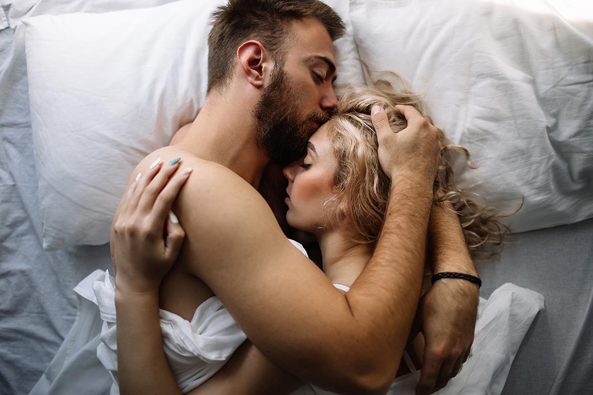 Het knuffel matrs voor geliefden