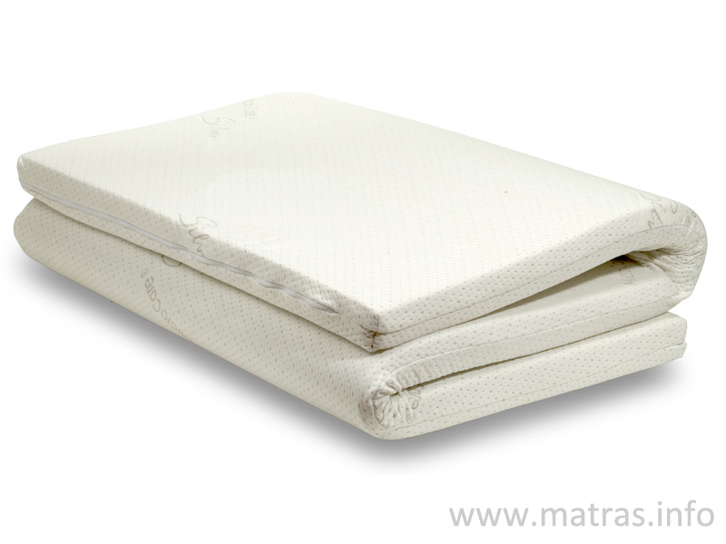 Matrastopper of oplegmatras