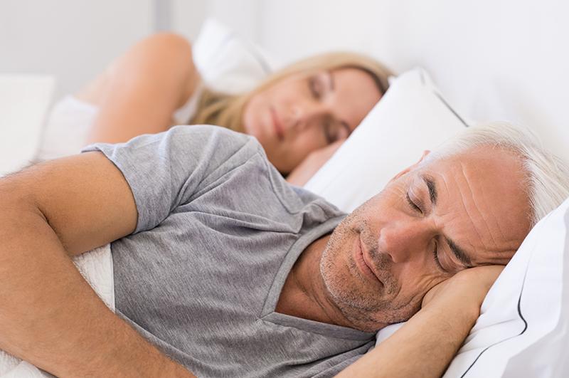 nachtmensen hebben een andere regelmaat nodig voor een goede nachtrust