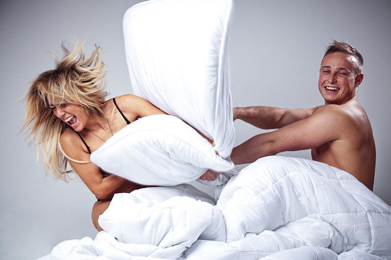 sekstherapeut Sari Eckler Barron en seks op matrassen