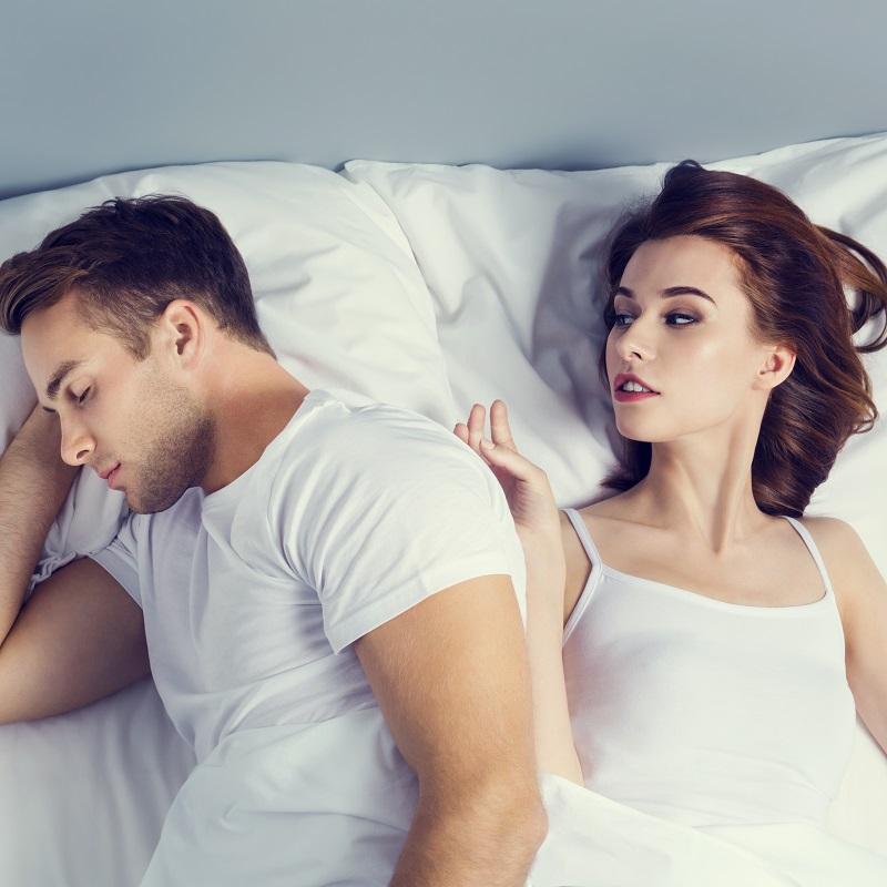 Slaap jaloezie komt vaker voor bij vrouwen