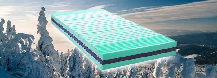 Koel slapen op koudschuim matrassen