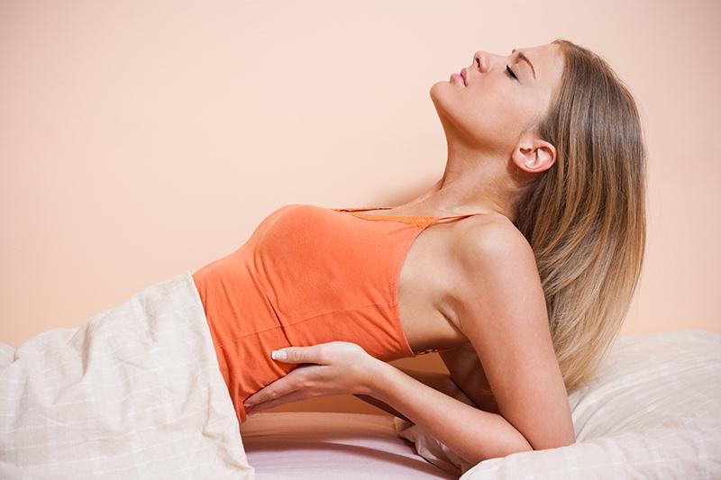Slaapproblemen door rugklachten