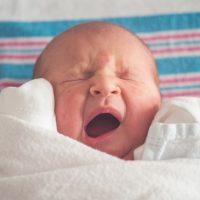 Slaapproblemen bij baby's kleine kinderen