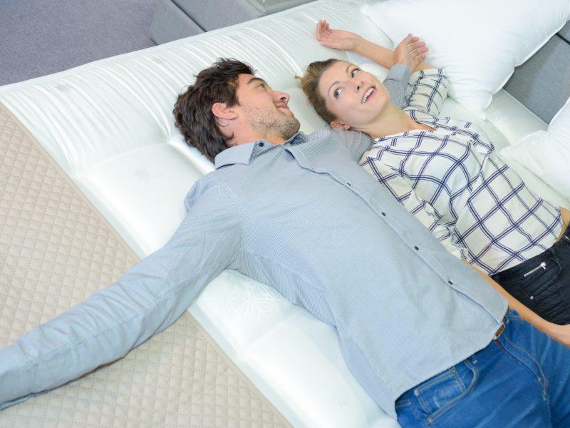 Een goed matras kopen matras