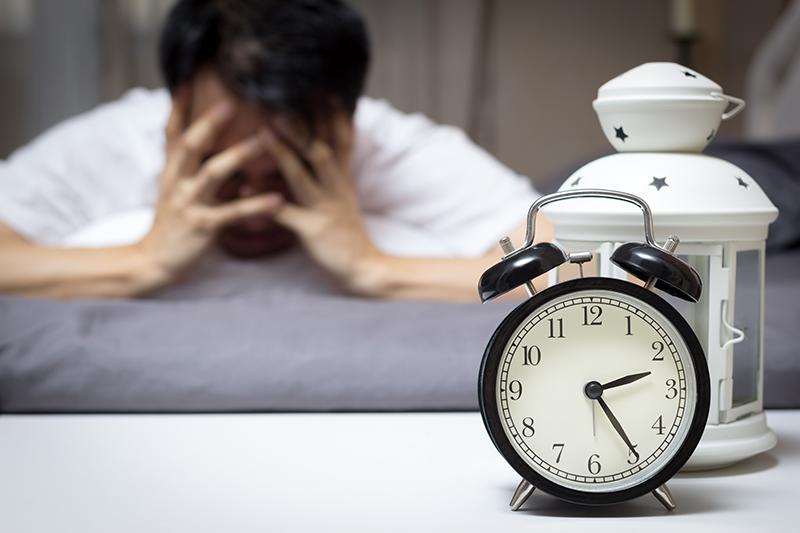 wat doet slaap gebrek eigenlijk met je