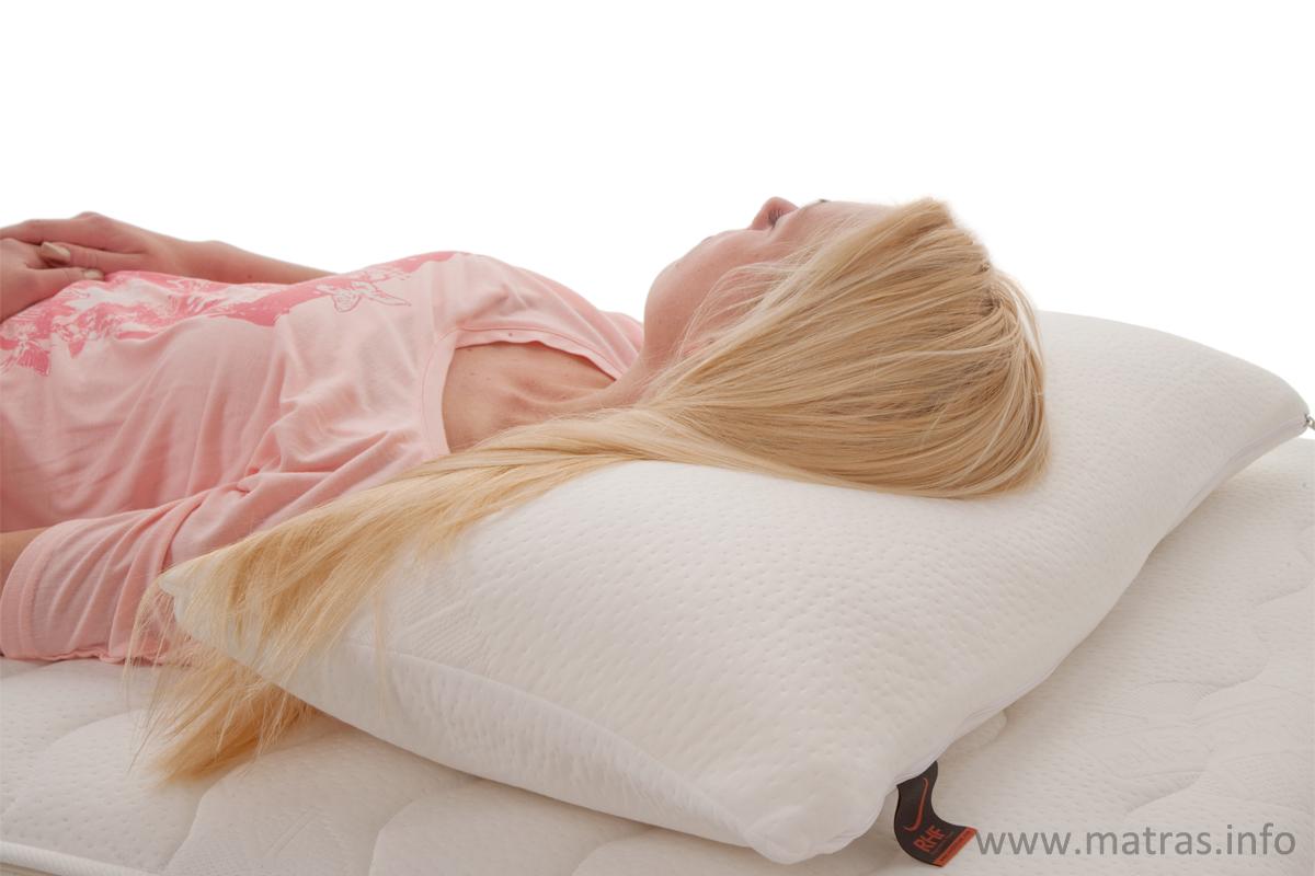 Het beste hoofdkussen voor een rugslaper