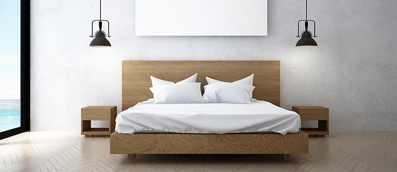 De eigenschappen van een bed