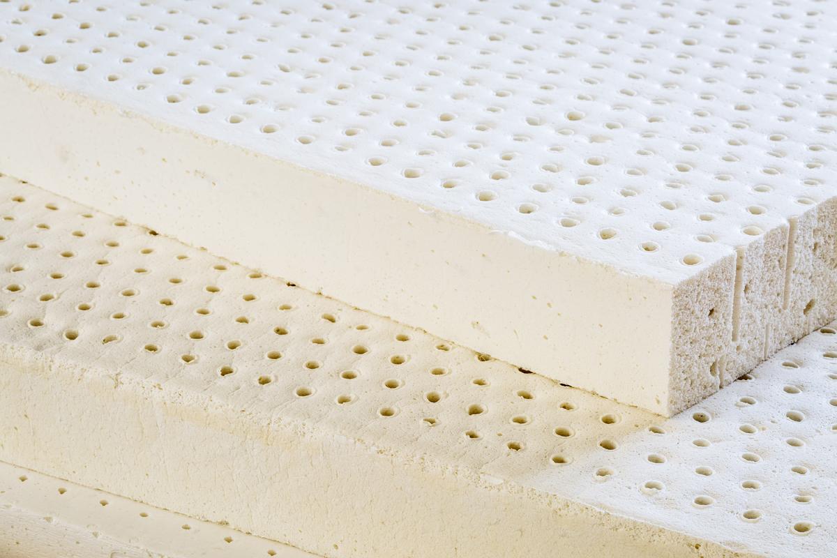 Matrassen vergelijken latex matrassen