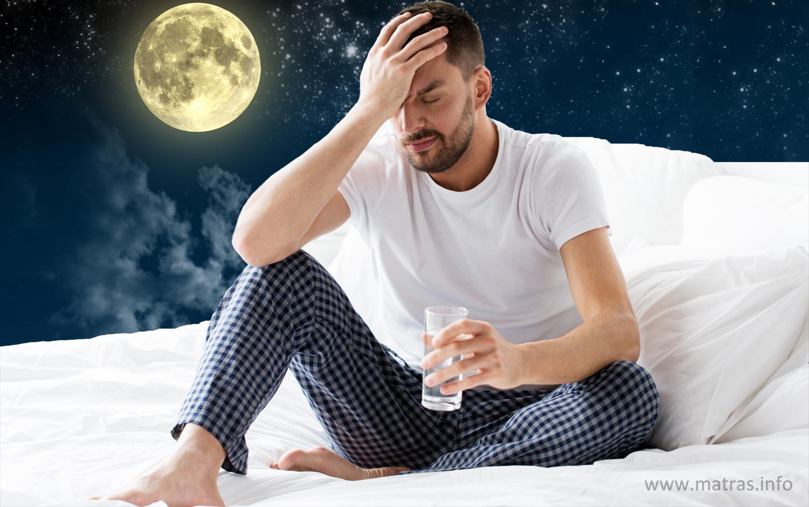 Slaapproblemen door een slechte nachtrust