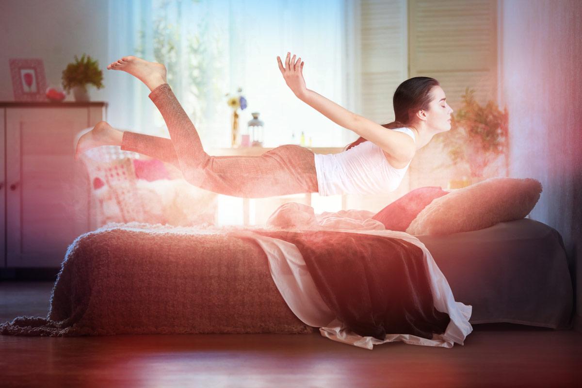 De kleur van uw slaapkamer en de invloed op slapen