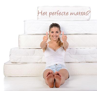 Het Perfecte matras kopen?