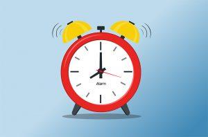 De slaapuren voor twaalf uur tellen dubbel