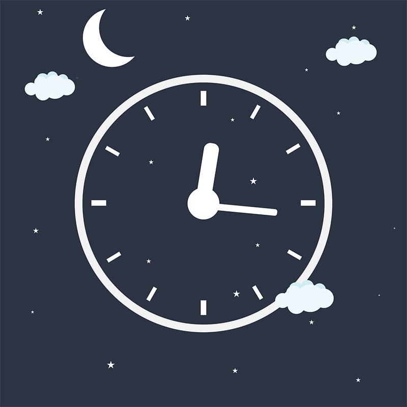 Hoeveel slaap heeft een mens nodig?