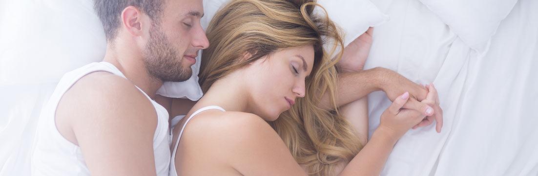 Goede nachtrust heeft een positief effect op relaties
