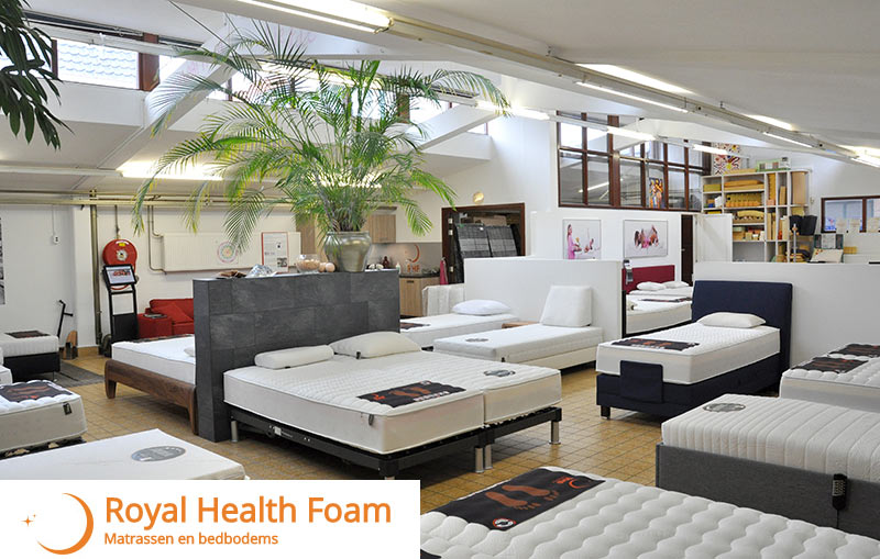 Royal Health Foam - matrassenfabriek
