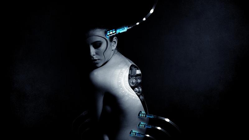 Slapen met een robot