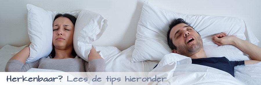 Wat wat je kunt doen voor een bnetere nachtrust door je partner