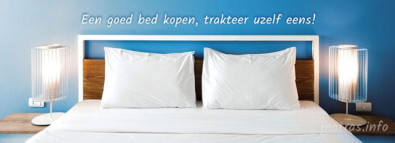 Een goed bed kopen om beter te slapen en weer gezond op te staan