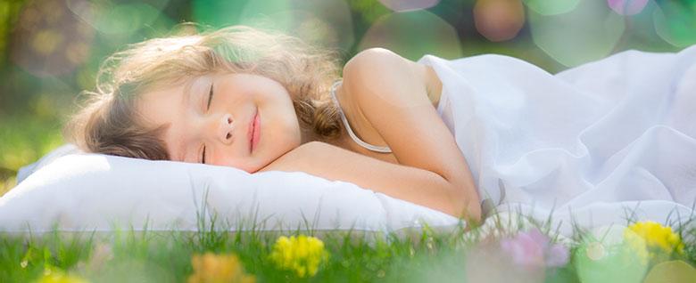 Heerlijk slapen op duurzame en natuurlijke materialen